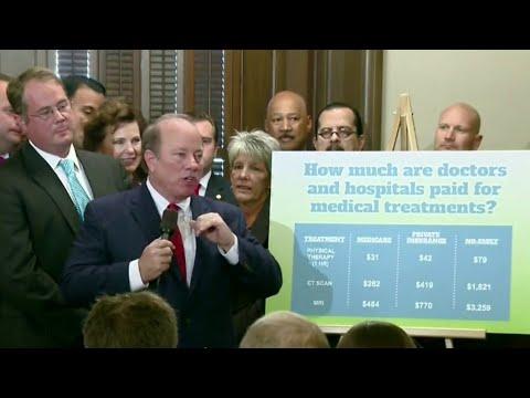 Detroit Mayor Mike Duggan files federal lawsuit over no-fault insurance law