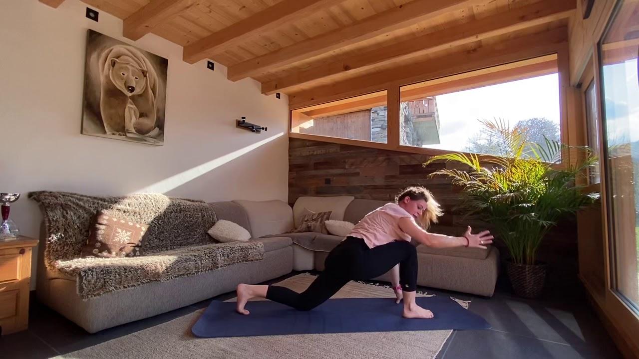 Yoga doux - Let go and feel <3 par Anais Urbain