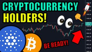 CARDANO PRICE TO EXPLODE in THREE WEEKS! 3 CRYPTO COINS about to go PARABOLIC! Cryptocurrency News