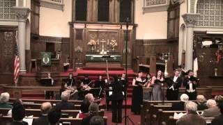 Bach: Cantata BWV140, Chorus: Wachet auf, ruft uns die Stimme (1/7)