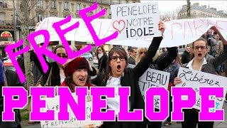 MANIF ANTI CORRUPTION - Free Penelope !