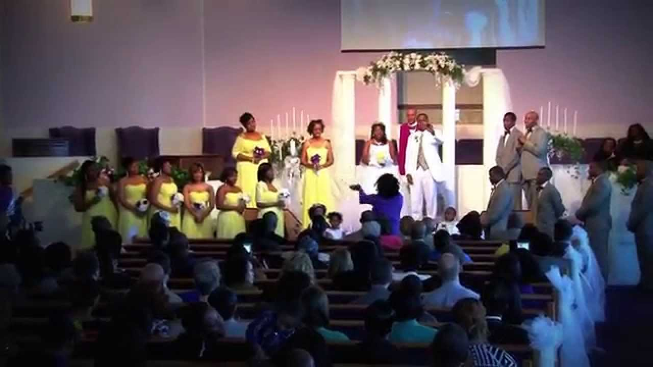Wedding Ceremony Turned Worship Service (Only at The Mount) - YouTube