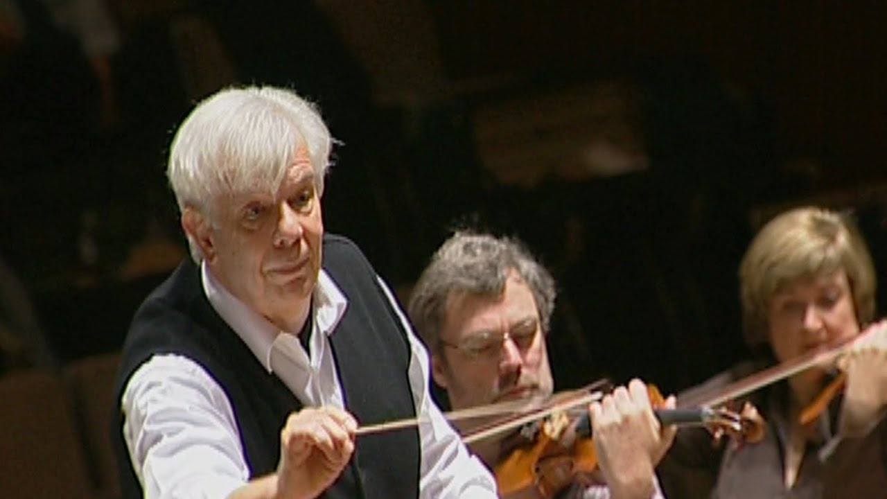 Christoph von Dohnanyi - Performances