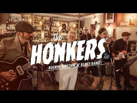 THE HONKERS JUMP BLUES BAND - Them There Eyes