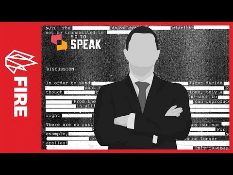 So to Speak podcast: The 100th anniversary of the Espionage Act of 1917