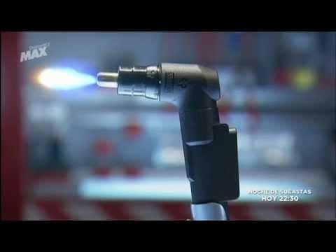 Como funciona el cortador de plasma  Canal  Discovery MAX