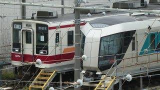 【東武6050系 新造車 6174Fに、なんと休車表示 取付!】先日、出場試運転を行った21433Fは新栃木配属した模様。