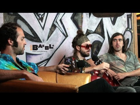 An Exclusive Interview with Crystal Fighters || Baeble Music