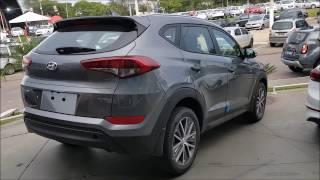 New Tucson 2017 pre o, consumo, desempenho, detalhes www.car.blog.br