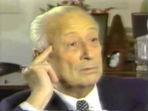 """The Pianist"" hero - Wladyslaw Szpilman Interview by David Ensor Peter Jennings ABC"