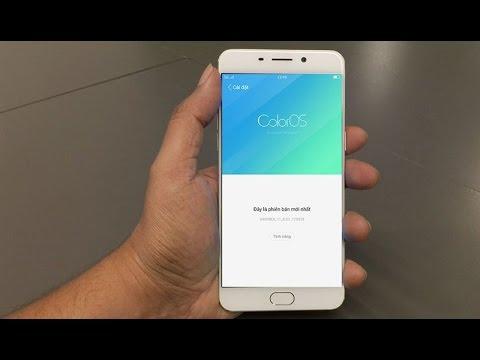 Hướng dẫn cập nhật OPPO F1s lên Android 6.0 Marshmallow