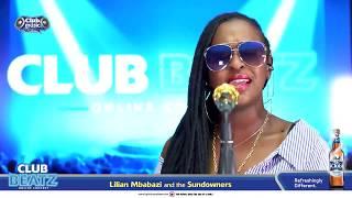 Lilian Mbabazi and the Sundowners- #ClubBeatsAtHome #OnlineConcert