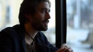 Interview with Can Kilcioglu at Tallinn Black Nights Film Festival 2013