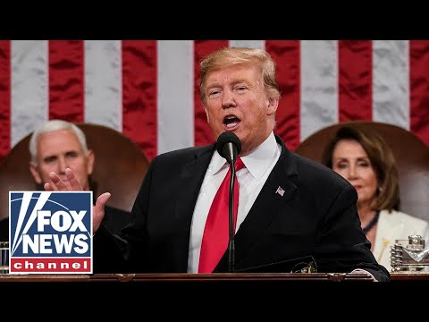 Trump rips New York abortion law at State of the Union