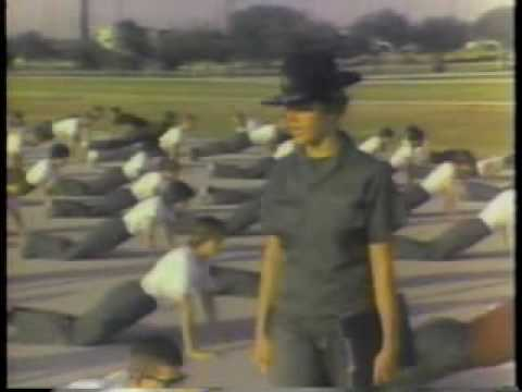 Usaf Bmts 1980s Youtube
