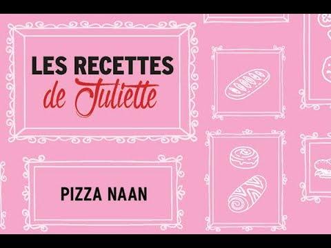 les-recettes-de-juliette-:-pizza-naan-à-la-ricotta-citronnée