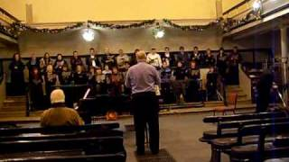 Boris Ord: Adam lay ybounden, sung by St Peter