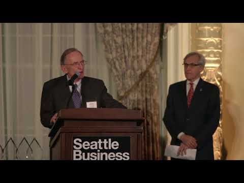Seattle Business magazine's Executive Excellence Awards 2014: J. Shan Mullin
