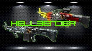 Hellbender | Red Crucible