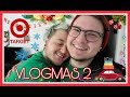 VLOGMAS 2: Slumber Party, Road Trip, And Matching Onesies!