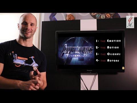 Avengers 4: Endgame - Movie Review