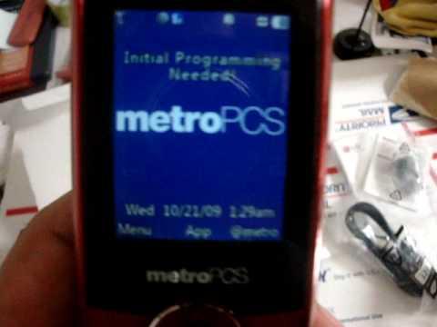 Metro PCS NEW LG Lyric MT375 - Great Slider Phone