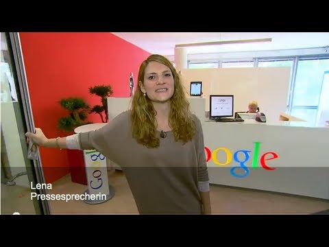 Das Google Büro in Hamburg - YouTube