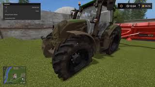 Farming Simulator 17 Automated   Goldcrest Valley   E08 - Automated Sileage at the BGA