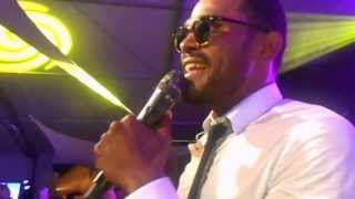 "Maxwell Jams to ""Acension"" at 2013 Art For Life Benefit in the Hamptons -- www.humannaturemag.com"