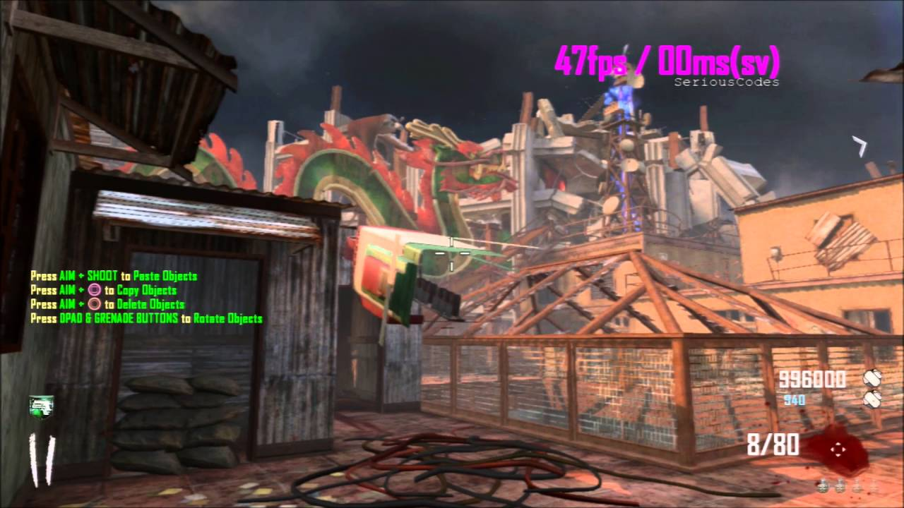 Project Iconic BEST BO2 Zombies Mod Menu 1 19! [SENTINEL RELEASE]