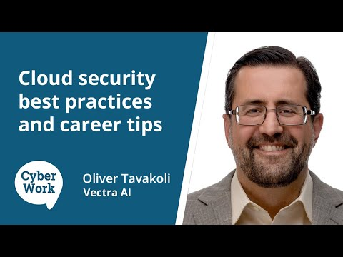 Cloud security best practices and career tips | Cyber Work Podcast