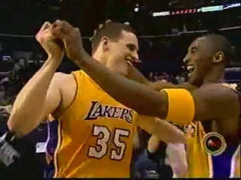 Kobe Bryant 2002-03 • 52 points, 8 rebounds, 7 assists vs. Houston Rockets
