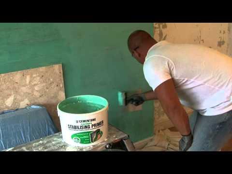 Cementone Plasterer