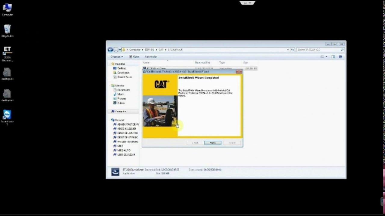 Caterpillar Best Quality CAT ET Diagnostic Adapter III