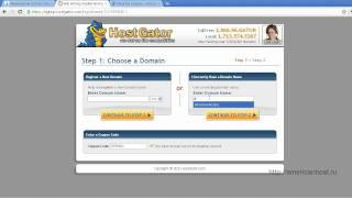 HostGator скидка 25% - купон: AMERICANHOST(, 2012-02-06T08:42:42.000Z)