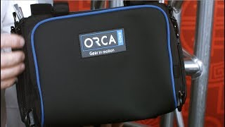 Brand New Pro Audio Bags from Orca
