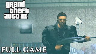 Grand Theft Auto 3 - FULL GAME - Walkthrough - No Commentary