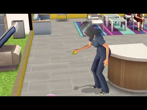 What's the clean?,The Sims Mobile