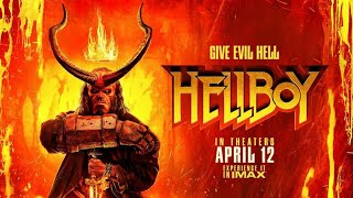 Hellboy (2019) | Featurette HD | Keeping It Practical | David Harbour | Neil Marshall | Action Movie