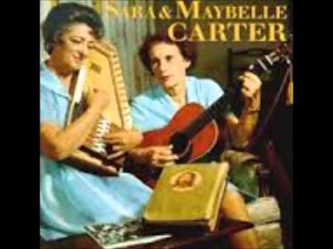 Sara & Maybelle Carter   1963.
