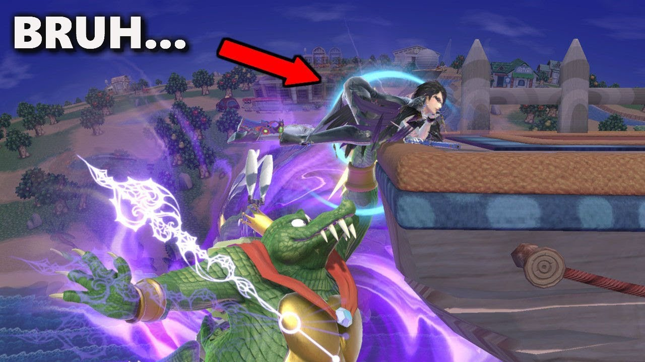 Download Most Disrespectful Moments in Smash Ultimate #11