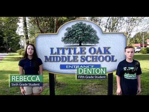Little Name, Big Oak: Little Oak Middle School Tour