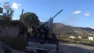Террористы Сирии стреляют по русским войскам. Новости России, Сирии, Украины