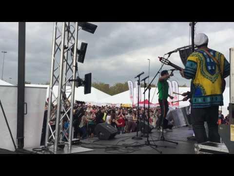 Mawalking Radio @ Carrasauga Festival- Mississauga, Canada