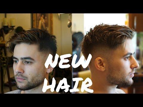 Modern Fringe Haircut | Mens haircut and style 2017