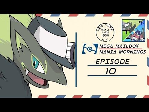 Mega Mailbox Mania Mornings #10! | Pokemon Cards