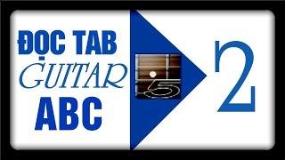 Hướng dẫn đọc tab guitar ABC P2- Ai đưa em về - Solo guitar