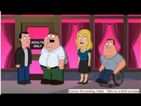 Family Guy Season 12 Episode 3 Part6/7