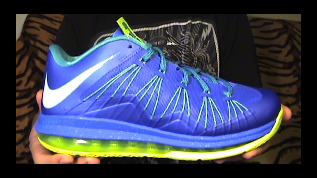 the best attitude a044d 27ae3 ... Видео-обзор Nike Air Max LeBron X (10) Low ...