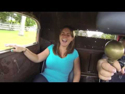 Hot Girl Riding RatRod 454 Truck for the 1st Time from YouTube · Duration:  31 seconds